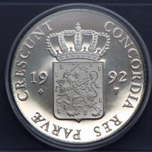 Zilveren Ducaten